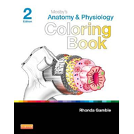 Mosby's Anatomy and Physiology Coloring Book (BOK)