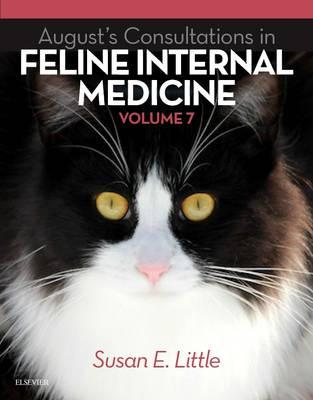 August's Consultations in Feline Internal Medicine, Volume 7 (BOK)