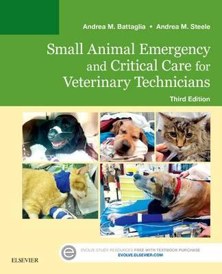 Small Animal Emergency and Critical Care for Veterinary Tech (BOK)