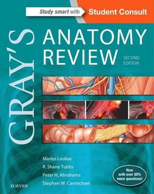 Gray's Anatomy Review (BOK)