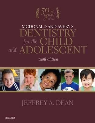 McDonald and Avery's Dentistry for the Child and Adolescent (BOK)