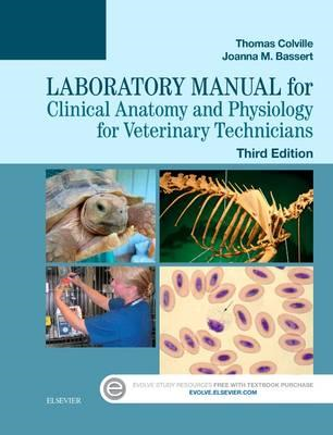 Laboratory Manual for Clinical Anatomy and Physiology for Ve (BOK)