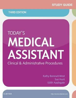 Study Guide for Today's Medical Assistant (BOK)