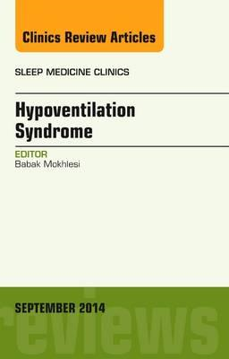 Sleep Hypoventilation: A State-of-the-Art Overview, An Issue (BOK)
