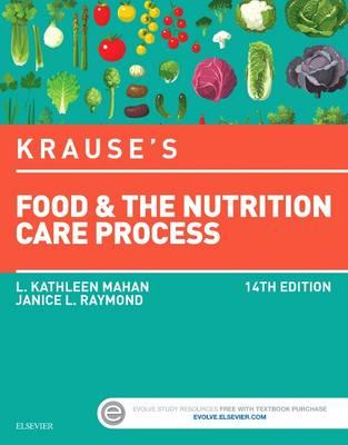 Krause's Food & the Nutrition Care Process (BOK)