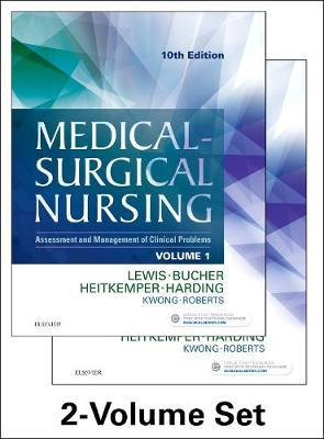 Medical-Surgical Nursing - 2-Volume Set (BOK)