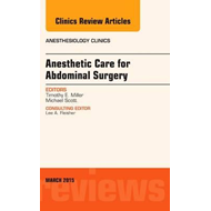 Anesthetic Care for Abdominal Surgery, An Issue of Anesthesi (BOK)