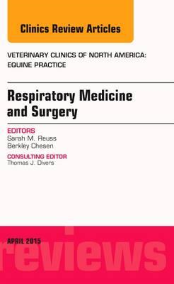 Respiratory Medicine and Surgery, An Issue of Veterinary Cli (BOK)