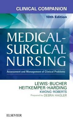 Clinical Companion to Medical-Surgical Nursing (BOK)
