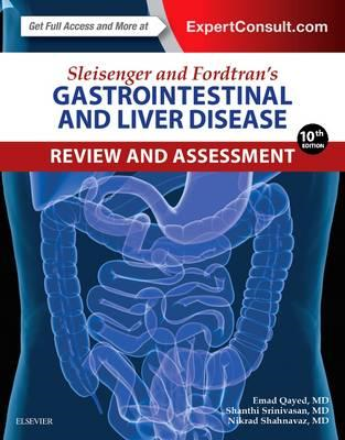 Sleisenger and Fordtran's Gastrointestinal and Liver Disease (BOK)