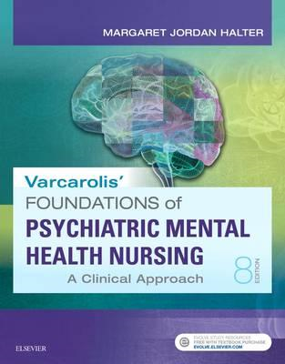 Varcarolis' Foundations of Psychiatric-Mental Health Nursing (BOK)