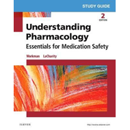 Study Guide for Understanding Pharmacology (BOK)