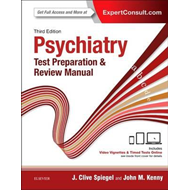 Psychiatry Test Preparation and Review Manual (BOK)