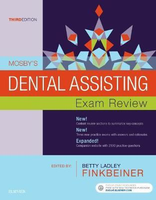 Mosby's Dental Assisting Exam Review (BOK)
