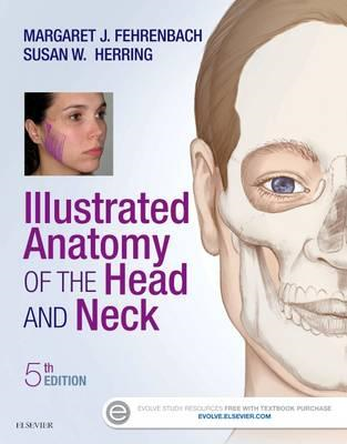 Illustrated Anatomy of the Head and Neck (BOK)