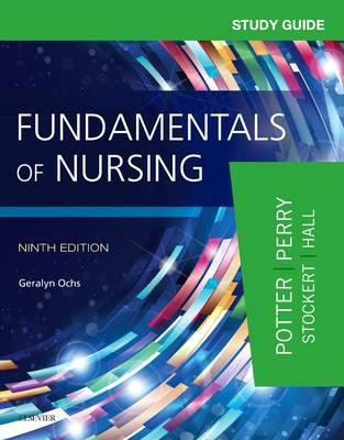 Study Guide for Fundamentals of Nursing (BOK)