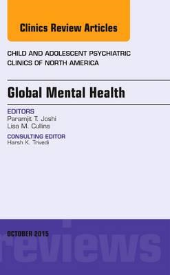 Global Mental Health, An Issue of Child and Adolescent Psych (BOK)