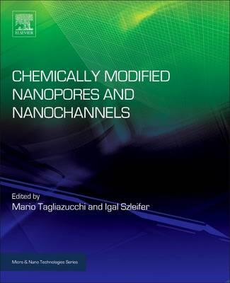 Chemically Modified Nanopores and Nanochannels (BOK)