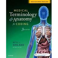 Medical Terminology & Anatomy for Coding (BOK)