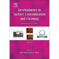 Developments in Surface Contamination and Cleaning: Methods (BOK)