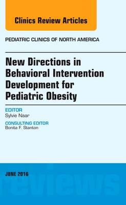 New Directions in Behavioral Intervention Development for Pe (BOK)