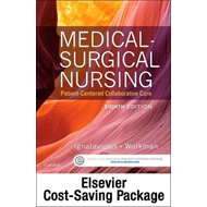 Medical-Surgical Nursing - Text and Elsevier Adaptive Quizzi (BOK)