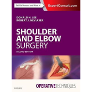 Operative Techniques: Shoulder and Elbow Surgery (BOK)