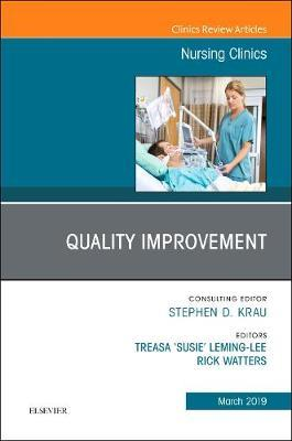 Quality Improvement, an Issue of Nursing Clinics (BOK)