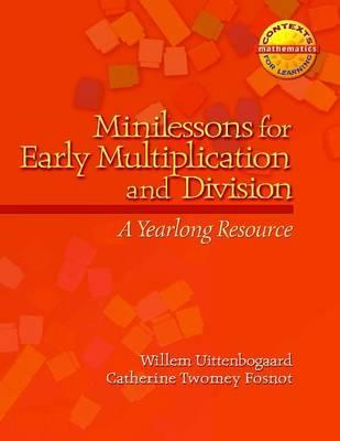 Minilessons for Early Multiplication and Division (BOK)