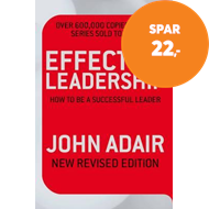 Produktbilde for Effective Leadership (NEW REVISED EDITION) - How to be a successful leader (BOK)