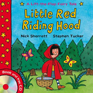 Lift-the-flap Fairy Tales: Little Red Riding Hood (BOK)