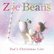 Zoe and Beans: Zoe's Christmas List (BOK)