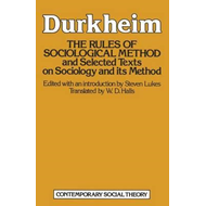 The Rules of Sociological Method (BOK)