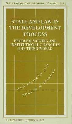 State and Law in the Development Process (BOK)