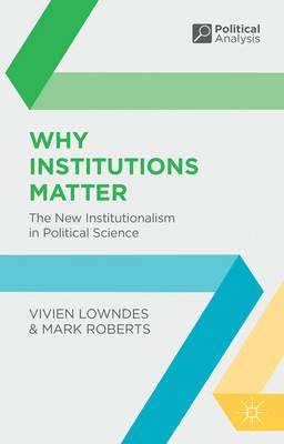 Why Institutions Matter (BOK)
