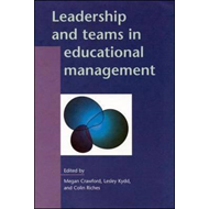 Leadership and Teams in Educational Management (BOK)