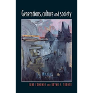 Generations, Culture and Society (BOK)