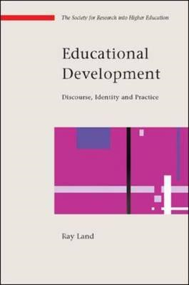 Educational Development: Discourse, Identity and Practice (BOK)