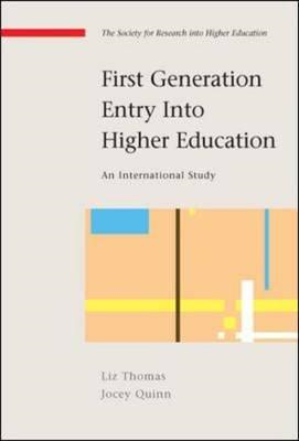 First Generation Entry into Higher Education (BOK)