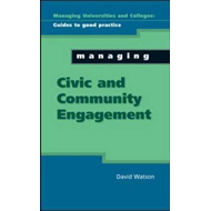 Managing Civic and Community Engagement (BOK)