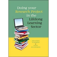 Doing your Research Project in the Lifelong Learning Sector (BOK)