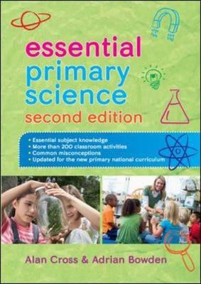 Essential Primary Science (BOK)