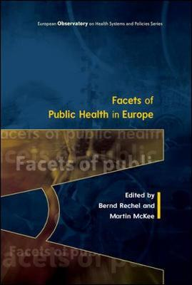 Facets of Public Health in Europe (BOK)