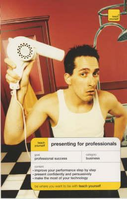 Presenting for Professionals (BOK)