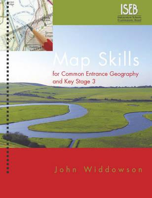 Map Skills for Common Entrance Geography and Key Stage 3 (BOK)
