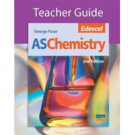 Edexcel AS Chemistry Teacher Guide (+ CD) (BOK)