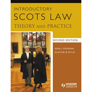 Introductory Scots Law (BOK)