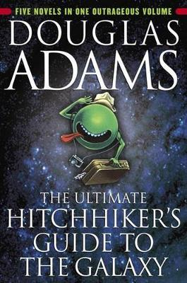 Ultimate Hitchhiker's Guide to the Galaxy (BOK)
