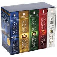 Game of Thrones 5-Copy Boxed Set (George R. R. Martin Song o (BOK)