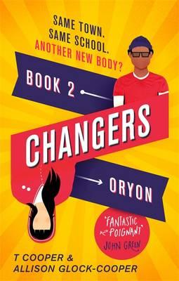 Changers, Book Two (BOK)